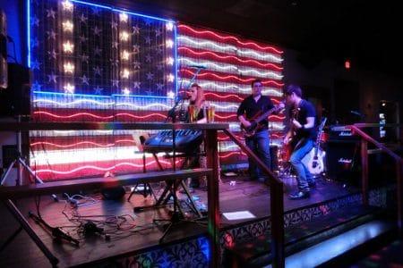 Live musik i Austin