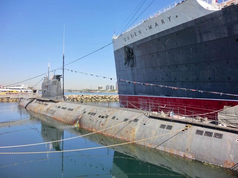 Russisk ubåd