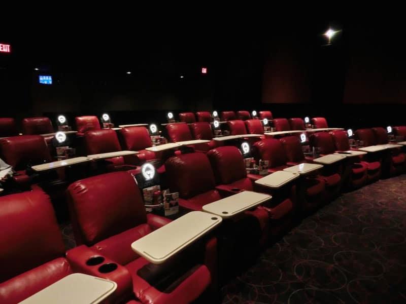 AMC Dine-In biograf