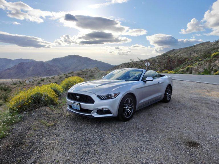 Lej en cabriolet til din roadtrip i USA & Canada