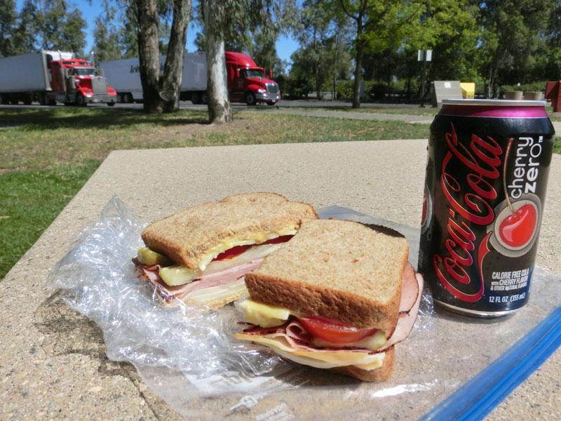 Frokost i det fri