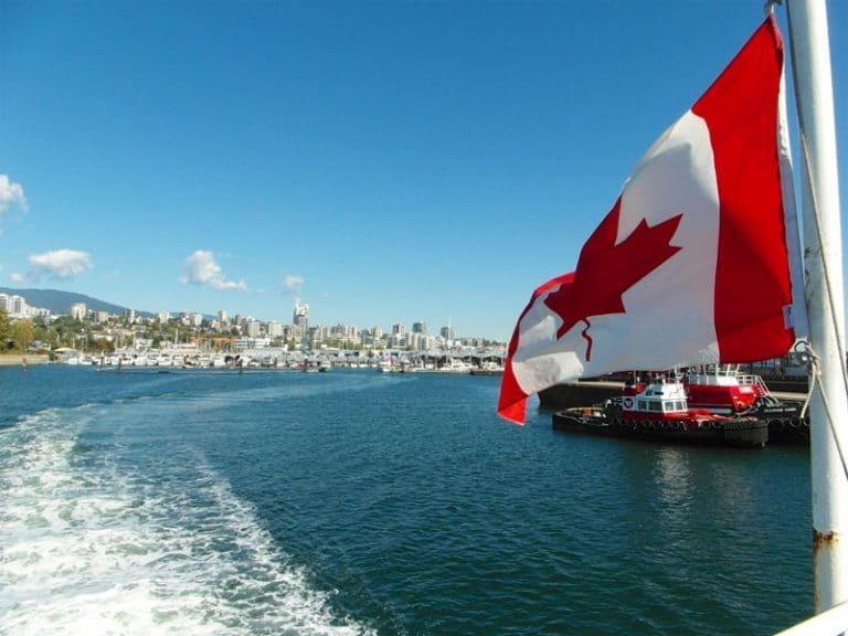 Havnerundfart i Vancouver