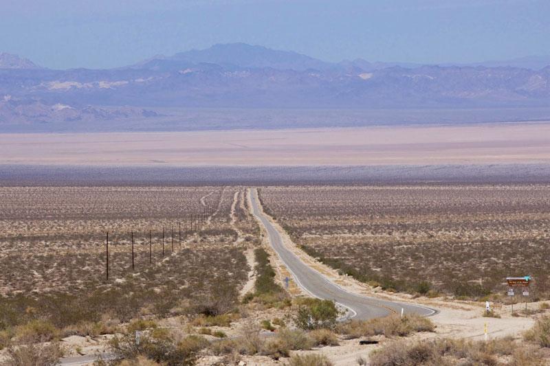 Midt i Mojave