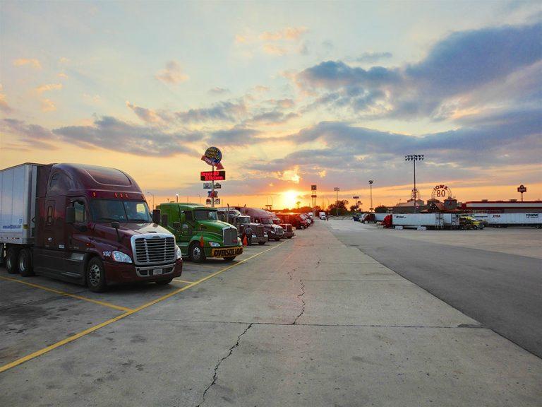 Iowa 80 – worlds largest truckstop