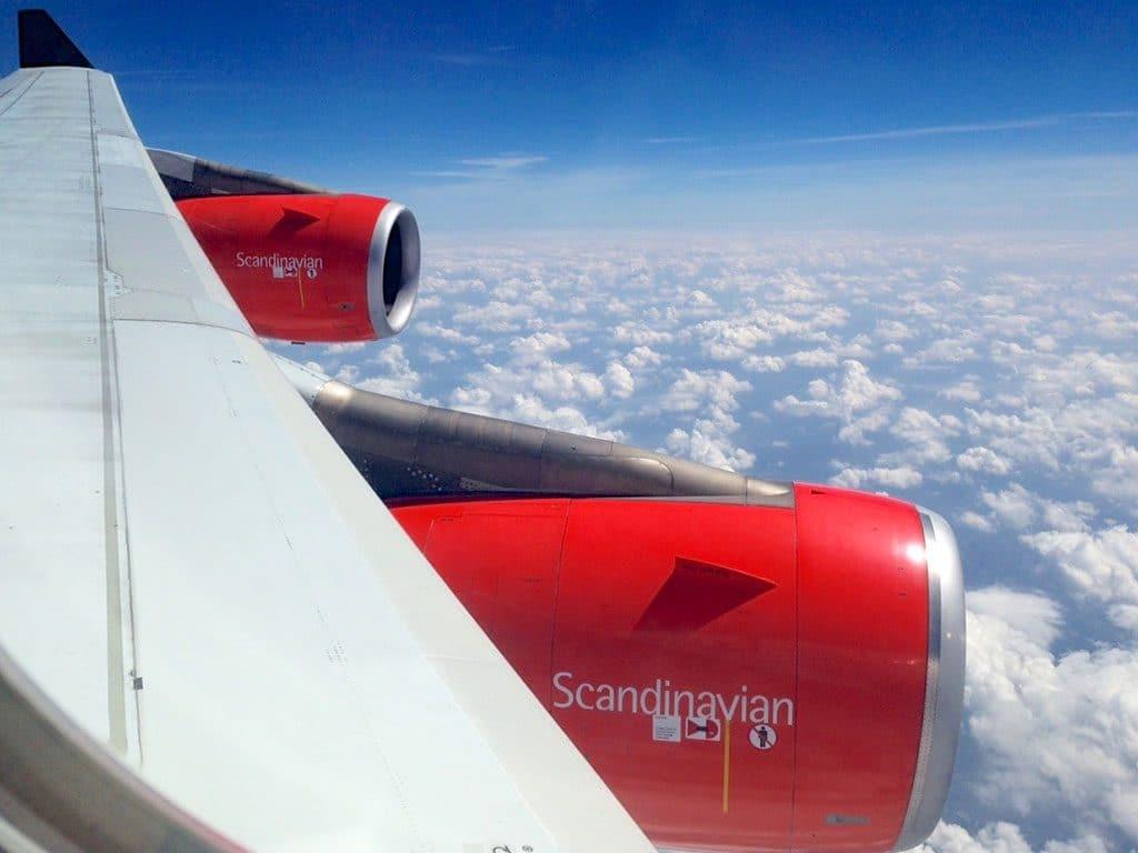 direkte fly fra københavn til los angeles