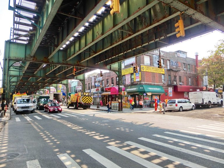 Walking Tour i Queens, New York
