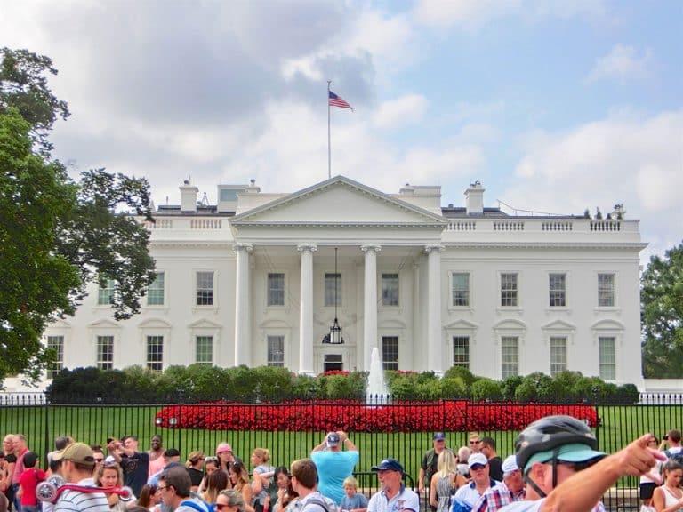Washington DC – White House, Arlington og The Mall