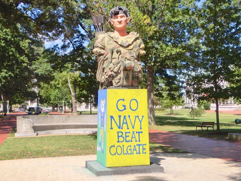 Annapolis og US Naval Academy
