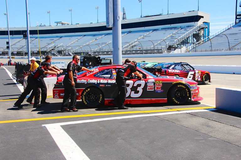 NASCAR i Richmond, Virginia
