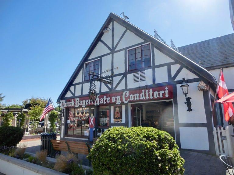 Dansk morgenmad i Solvang og Hollywood