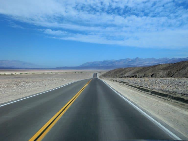 Death Valley og Aguereberry Point