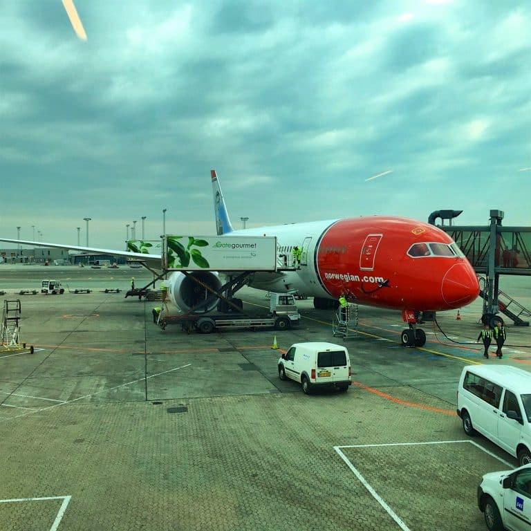 København til Los Angeles med Norwegian