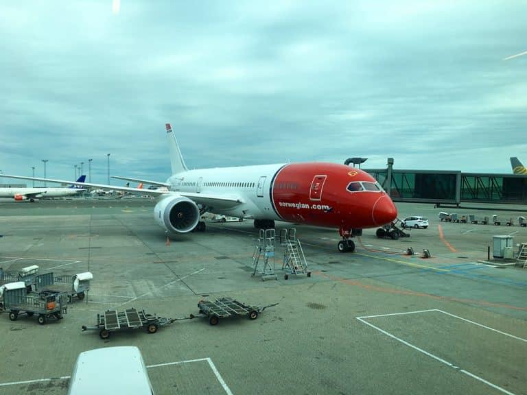 Turen til Boston med Norwegian