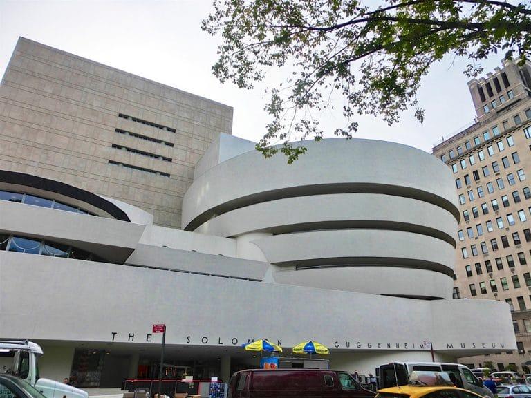 New Yorker morgenmad og ikoniske museer