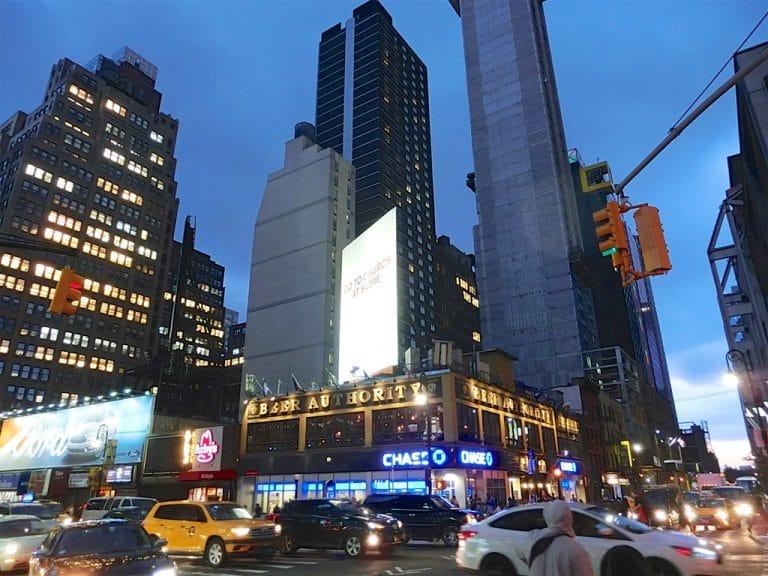 Danskermøde i New York