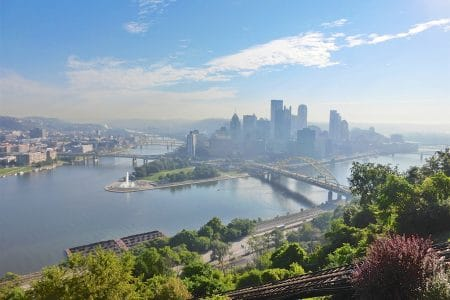 Pittsburgh incline railway