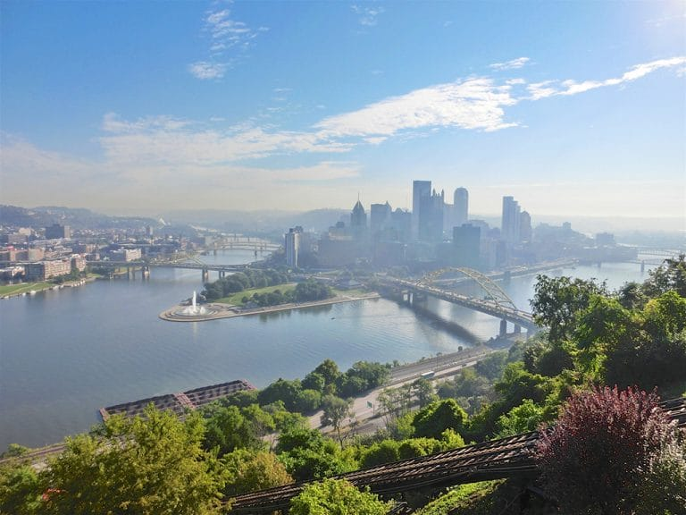 Pittsburgh incline railway