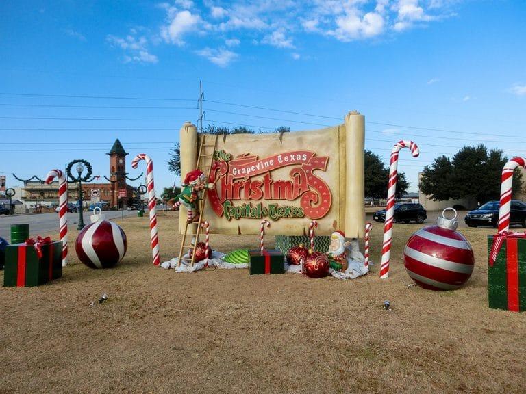 Grapevine – Christmas Capital of Texas