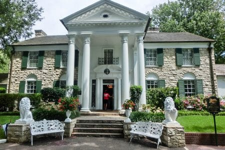 Elvis Week – Graceland tour og besøgscenter
