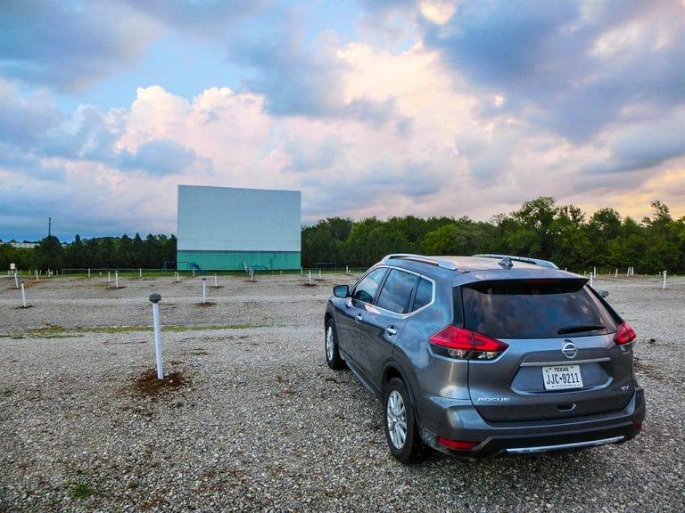 Mississippi Blues til drive-in biograf i Arkansas