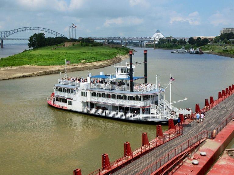 Rock'n'Soul museum og riverboat cruise