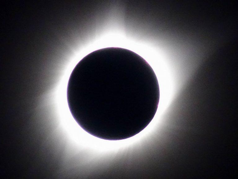 Solformørkelse i USA 2017