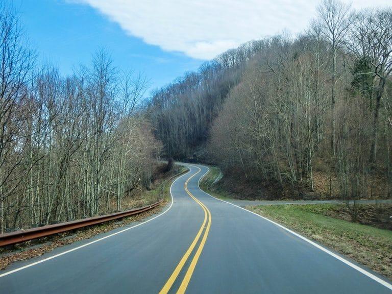 Tre ikoniske strækninger i Smoky Mountains