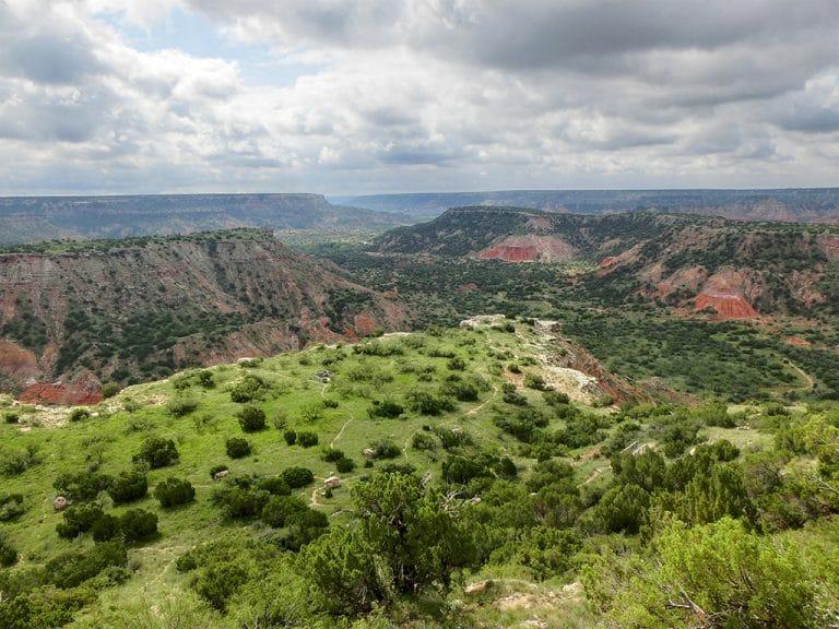 Palo Duro Canyon, Texas