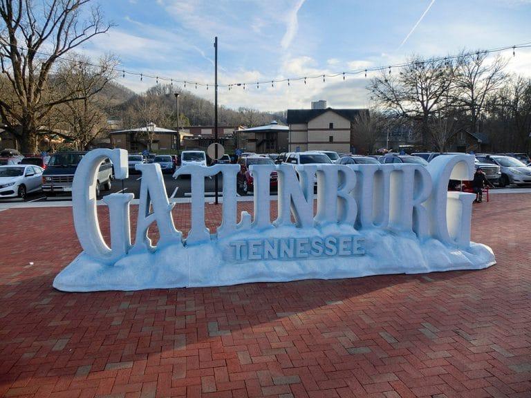 Gatlinburg og Moonshine