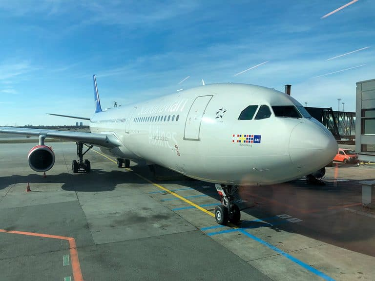 Direkte med SAS fra København til Chicago