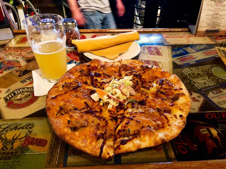 Chattanooga – destilleri og brewhouse