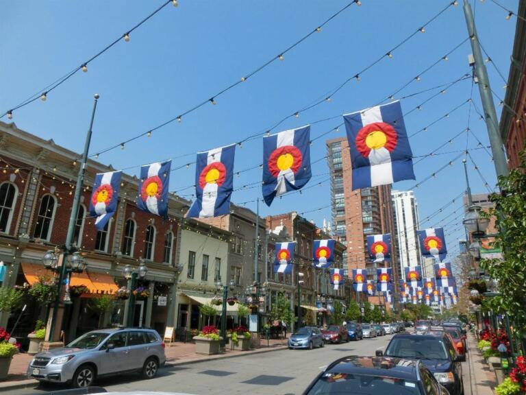 Denver – Downton i The Mile High City