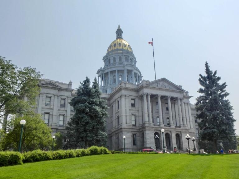 Colorado State Capitol i Denver