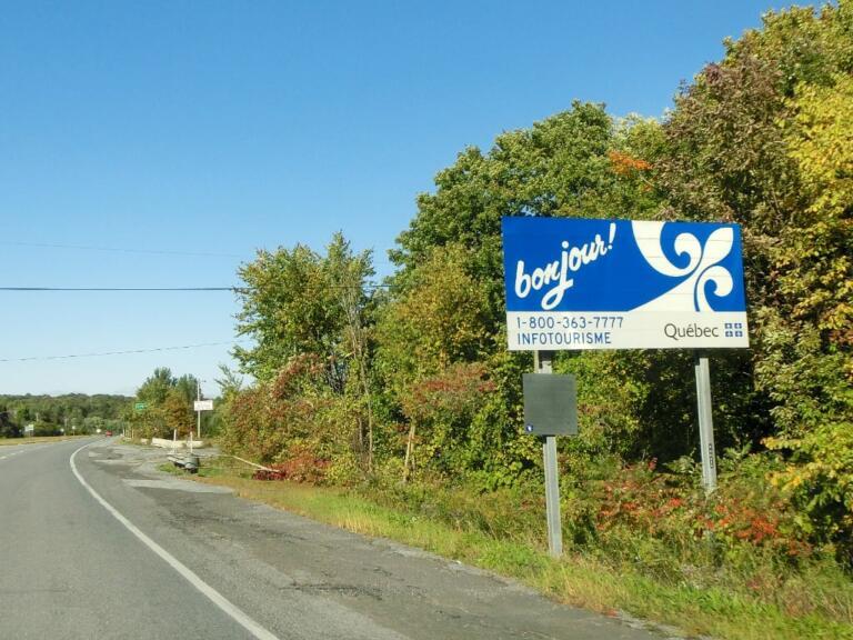 Køre bil til Canada fra USA