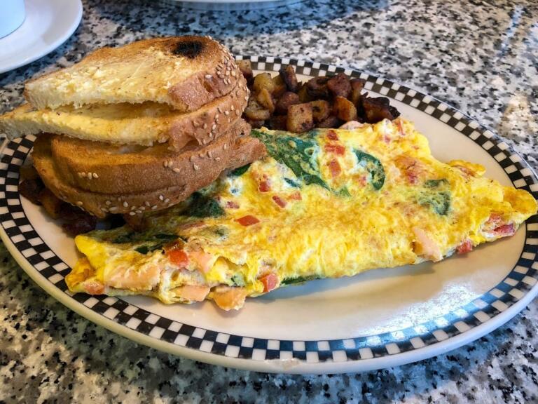 Breakfast Diner og Harvard Business School
