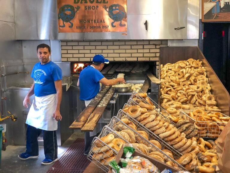 Food tour i Montreal