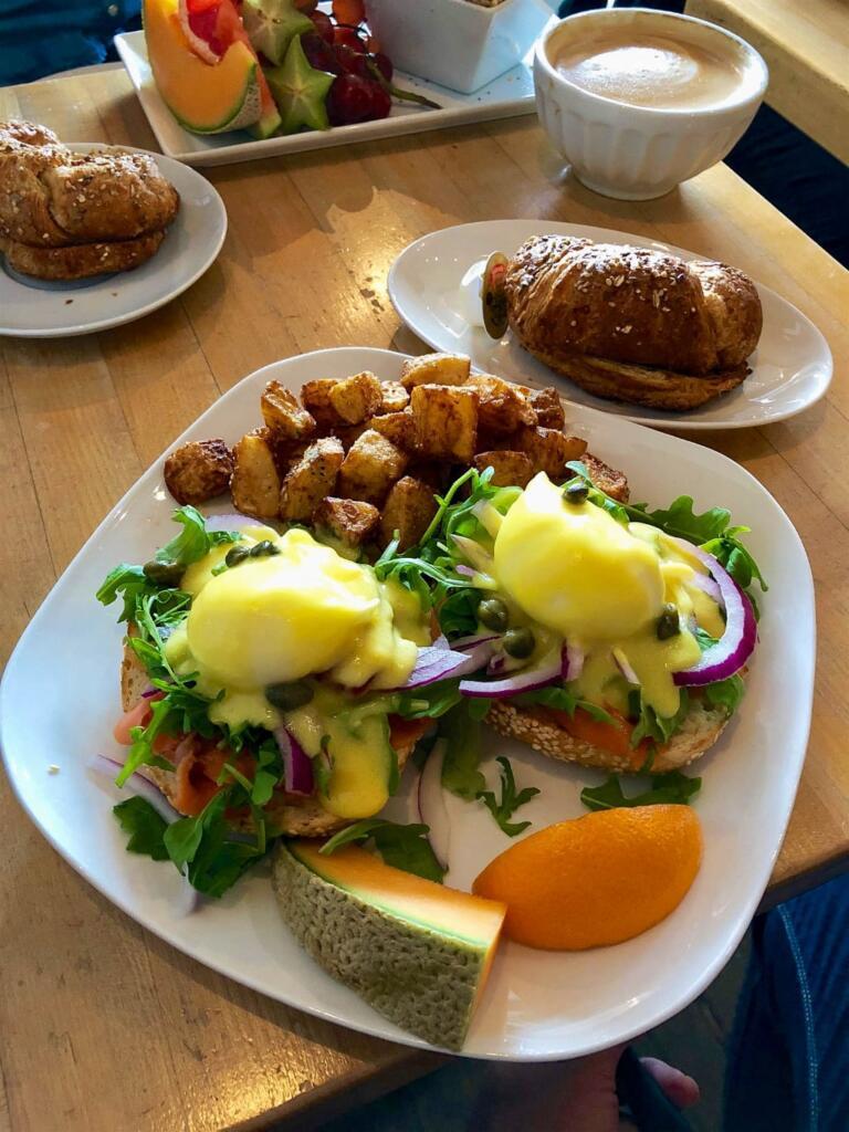 Morgenmad og Formel 1 i Montreal