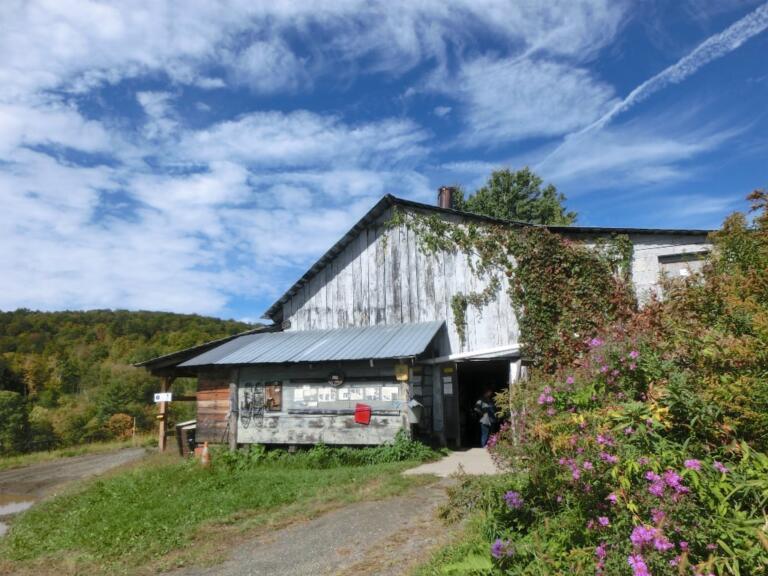 Ahornsirup hos Sugarbush Farm