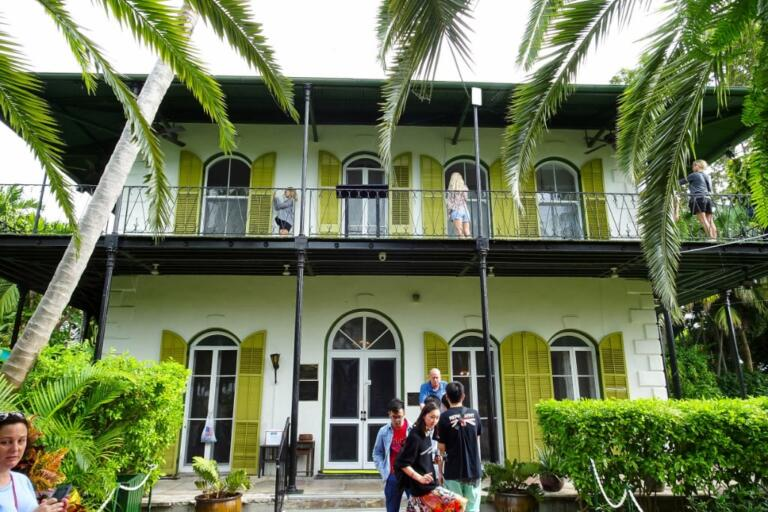 Hemmingways hus i Key West
