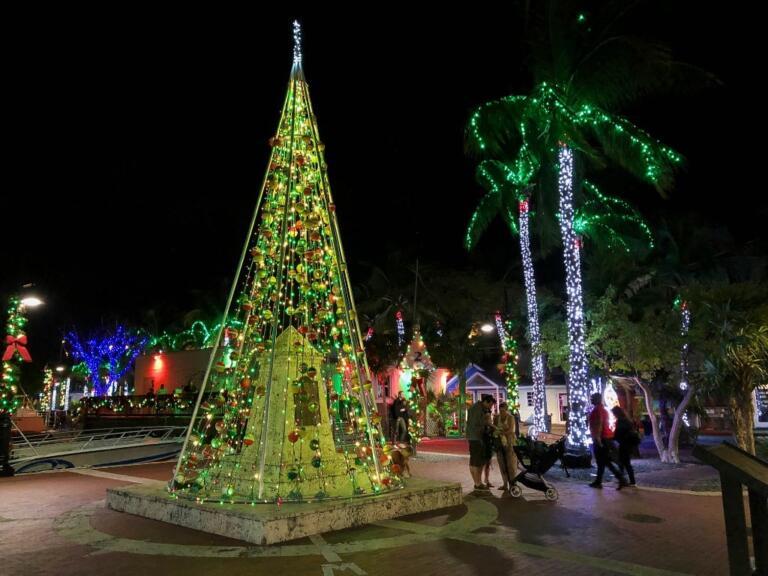 Amerikansk jul i Key West